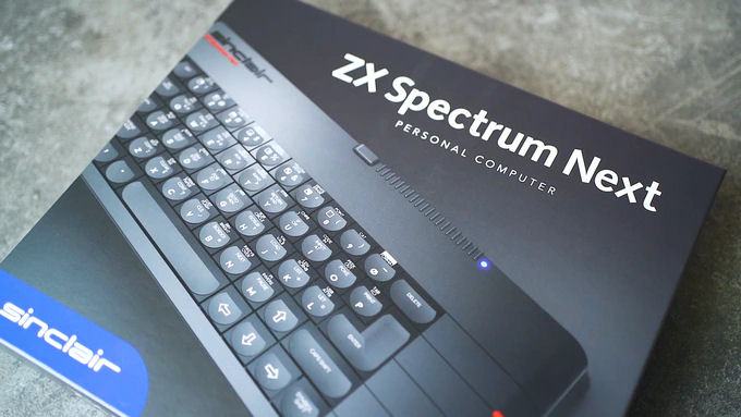 ZX Spectrum Next Issue 2