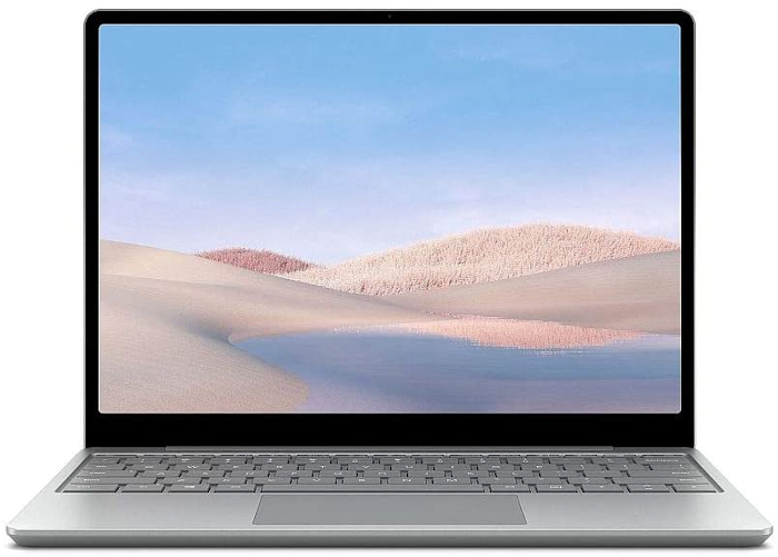 Microsoft Surface Go Laptop - Front