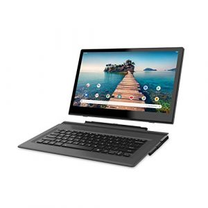 """Getue Venturer 14"""" Luna Max Quad-Core 3GB RAM 64GB Storage IPS 1920 x 1080 FHD Touchscreen WiFi Bluetooth with Detachable Keyboard Android 10 Tablet"""